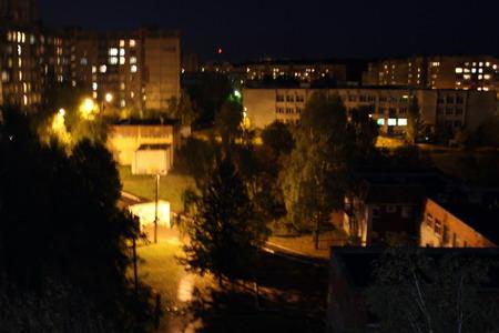 Вечерний Сыхов