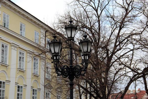 львівський ліхтар