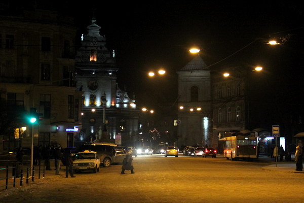 площадь Галицкая