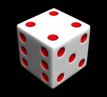 кубик з прозорим фоном