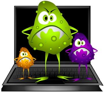 вирусы атакуют!