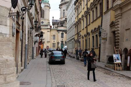 вулицями старого Львова