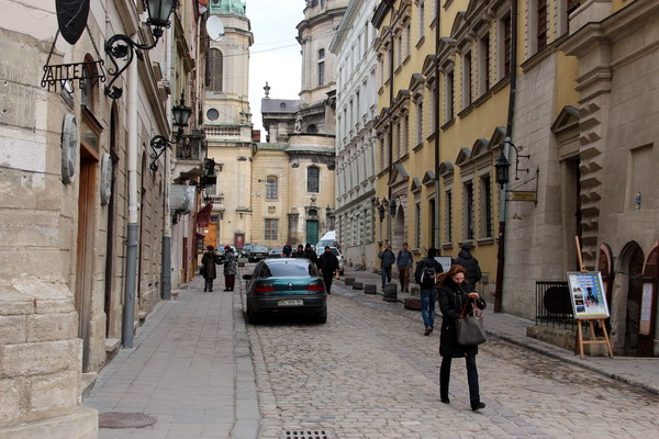 Старі вулички
