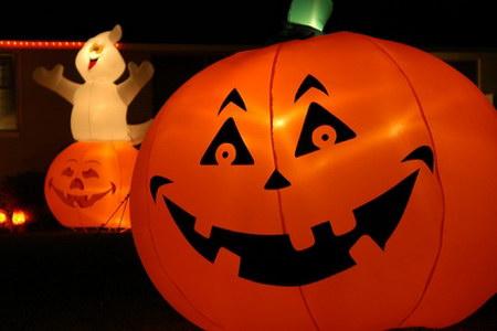 SEO-Хэллоуин