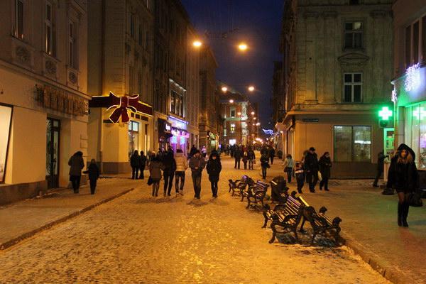 вулиця Галицька