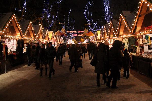 різдвяний Ярмарок 2013